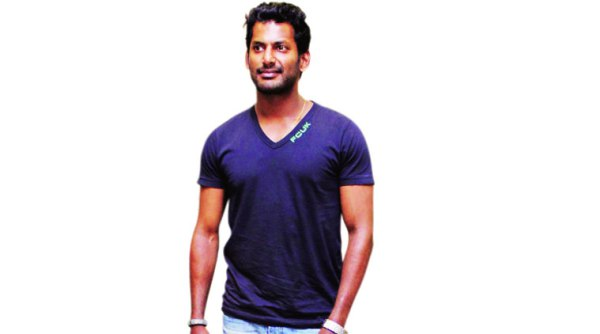 Vishal signs a Top heroine for his next