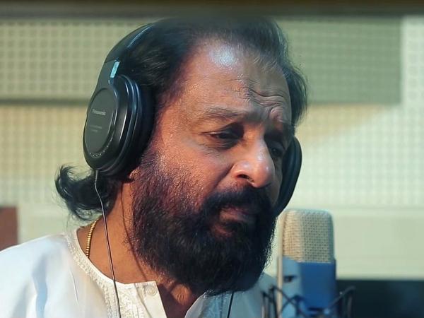 Singer K.J.Yesudas conferred Padma Vibushan