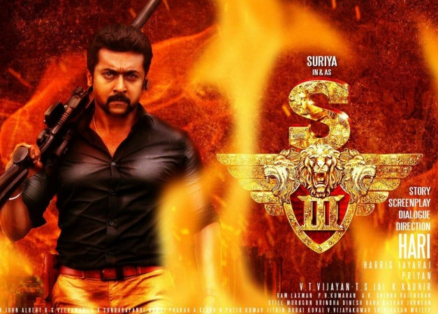Who will act in Singam 3 Hindi Remake?