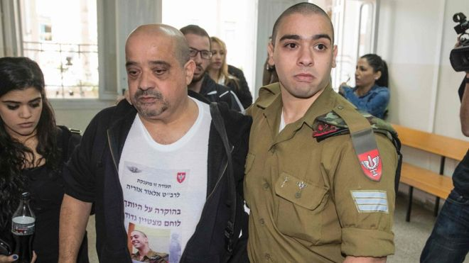 Israel soldier Elor Azaria faces verdict over Hebron death