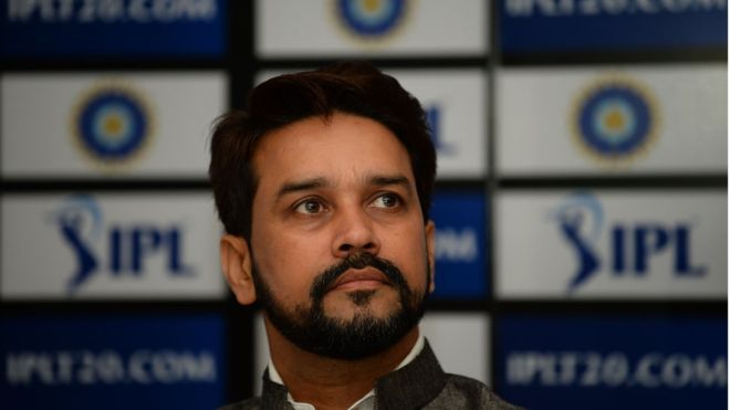 Anurag Thakur: India cricket board chief ordered to resign