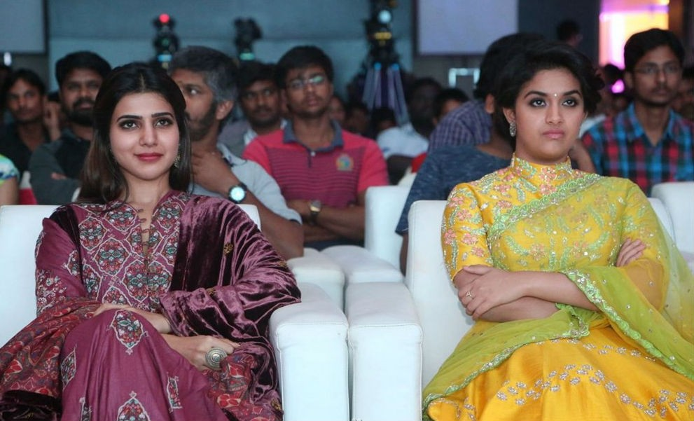 Is Keerthy Suresh bagged Samantha's role?