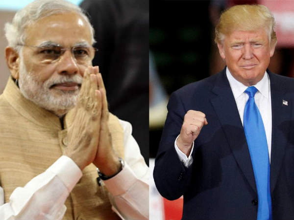 India-America 'true friends': Trump invites Modi to visit US