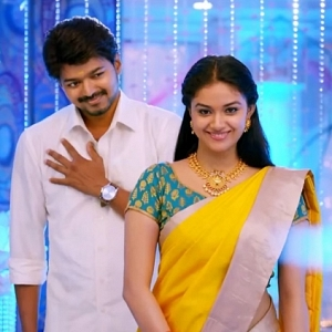 A Bonus song for Bairavaa