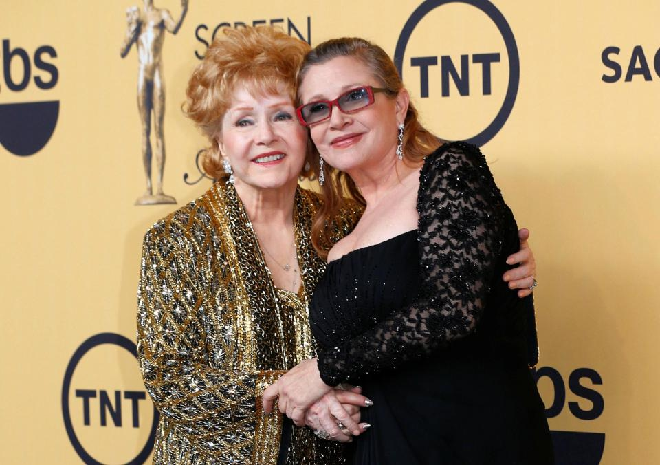 Two Hollywood actresses to be buried together