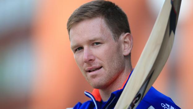 India v England: Eoin Morgan's family affected by criticism