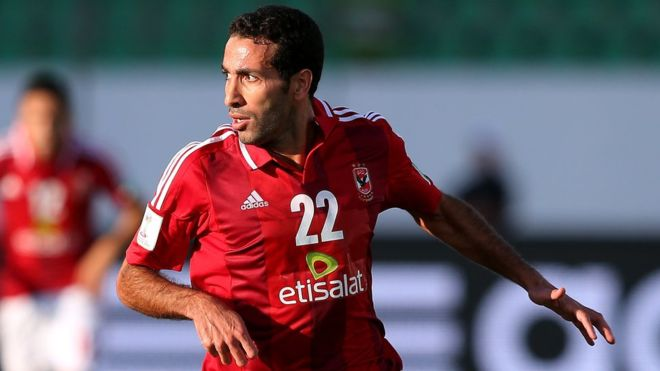 Mohamed Aboutrika: Egypt adds ex-footballer to terror list