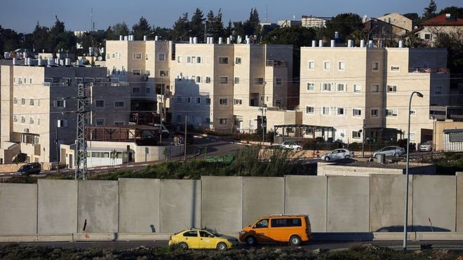 UN condemns Israel's West Bank settlement plans