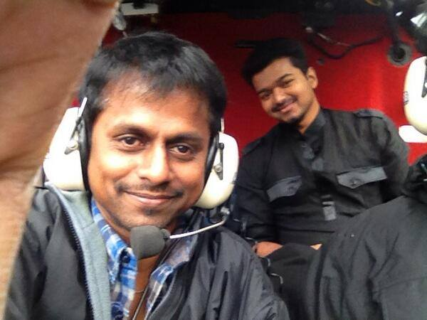 Murugadoss has a word about new project with Vijay