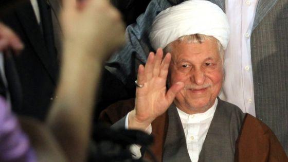 Tributes for ex-Iran President Akbar Hashemi Rafsanjani