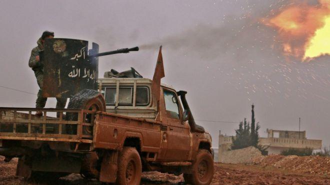 Syrian conflict: Rebels threaten to boycott Astana talks
