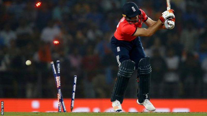 Eoin Morgan: Poor umpiring decision cost England in second T20 in India