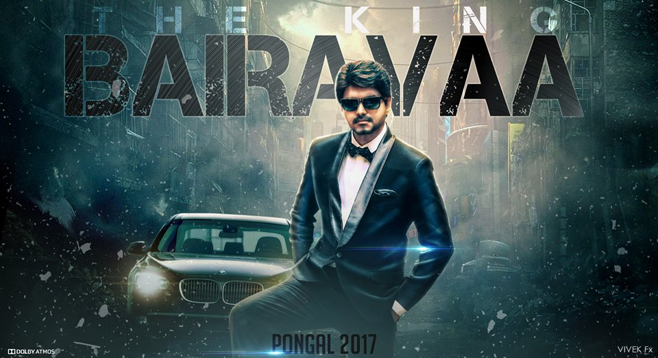 Bairavaa creates a Histroy in Kerala