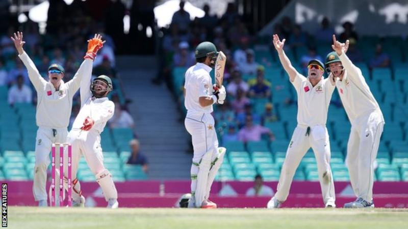 Australia v Pakistan: Home side complete series whitewash with third Test victory