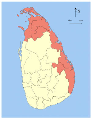 Merged NE is the solution to problems of the Tamils, says the Coordinators for Federation of the Eastern Tamils
