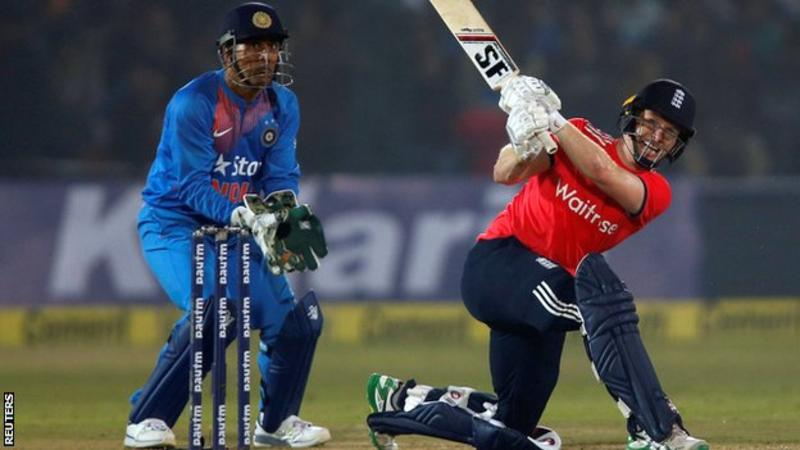 India v England: Eoin Morgan, Joe Root and bowlers seal T20 win in Kanpur