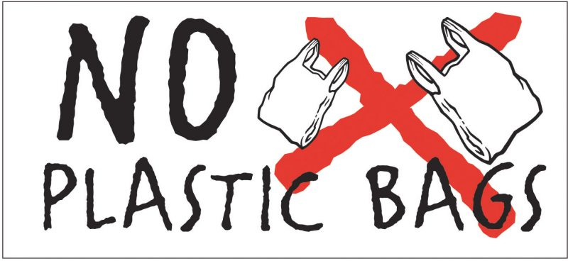 Plastic bags to be banned in North from April 22nd