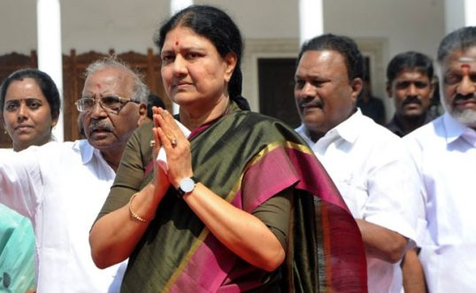 Officially In Charge, Sasikala Natarajan In Speech Says 'Will Be Exactly Like Amma'