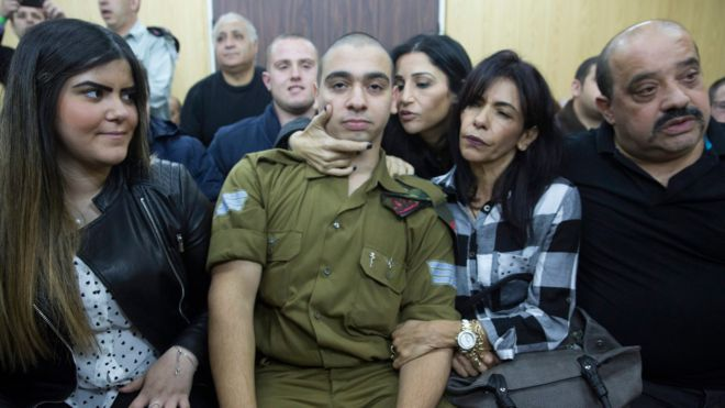 Israeli soldier gets 18 months for killing wounded Palestinian attacker