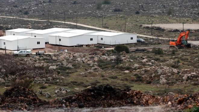 New Israel settlements 'may not be helpful' to peace, says US