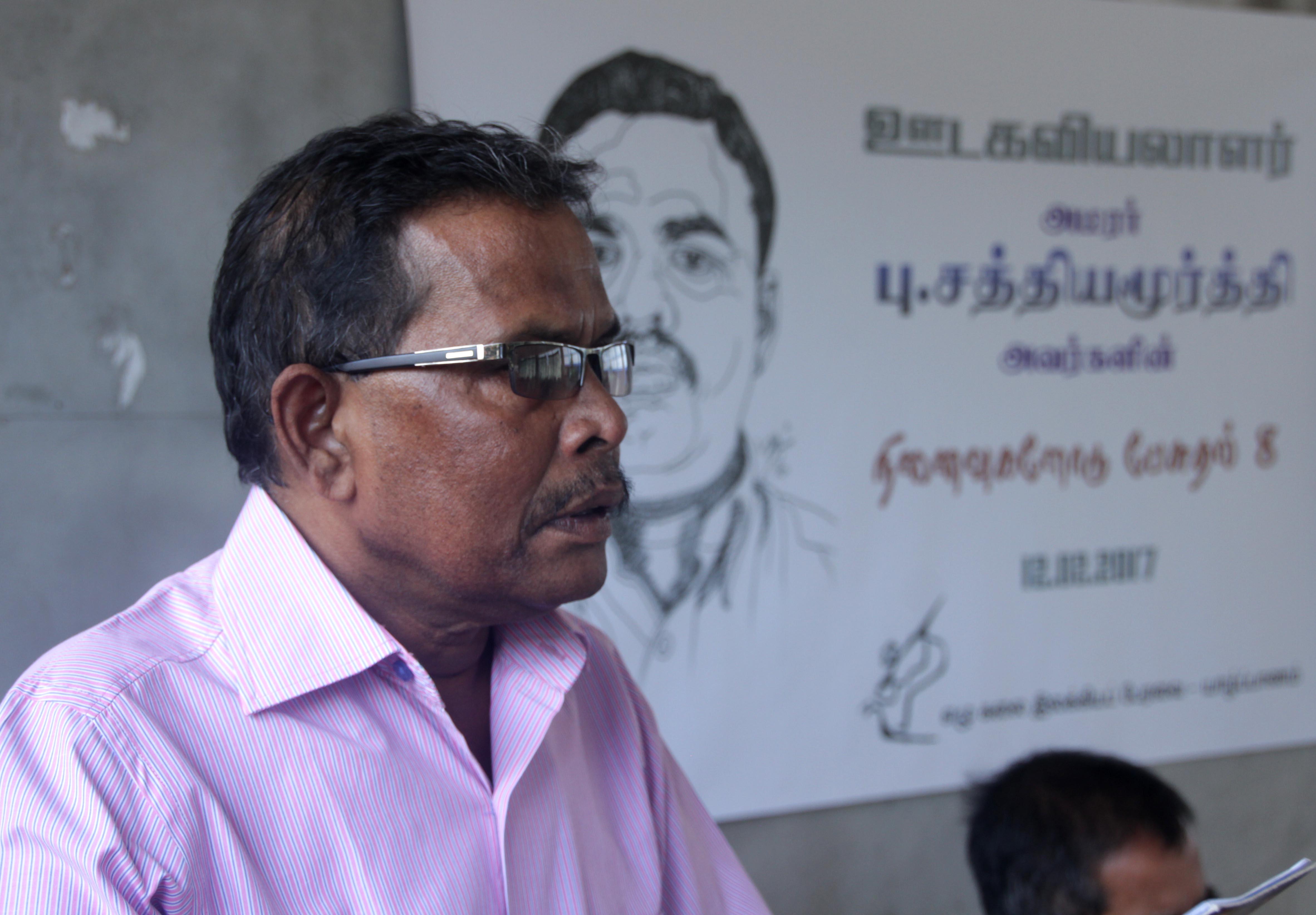 Journalist Sathiyamoorthy (2)