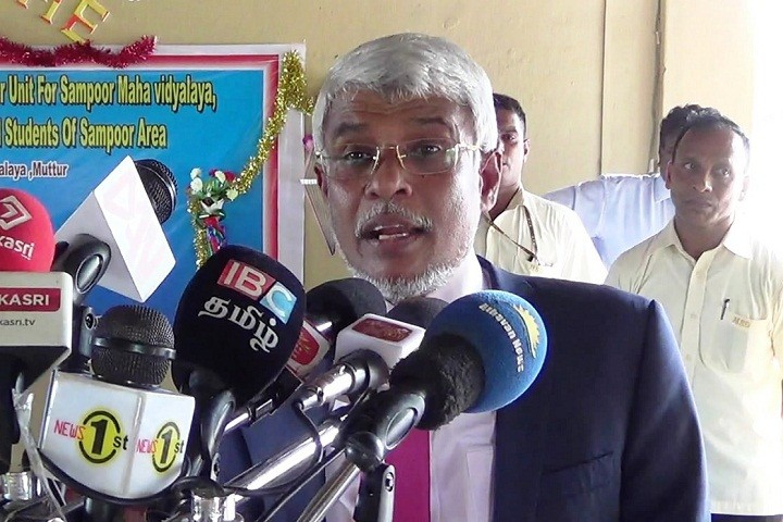 The Tamil Society should attempt to get maximum possible Powers, says the Eastern PC CM, Naseer