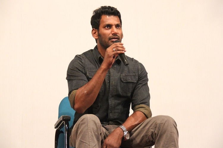 Relief for Vishal! Court revokes Suspension from TFPC