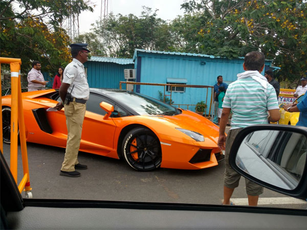 Hot wheels! Chennai police seize super cars for illegal racing