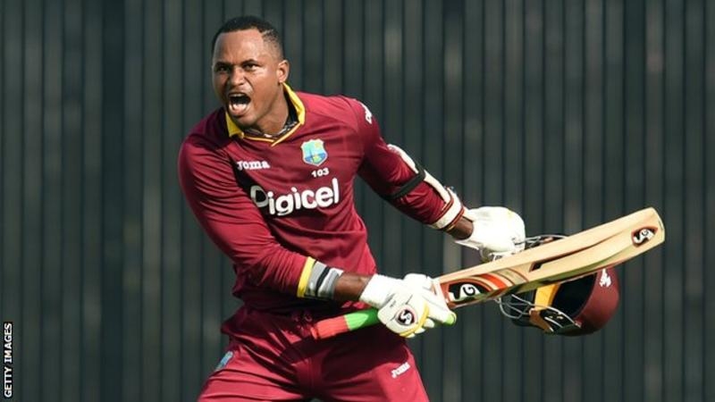 Marlon Samuels: Derbyshire withdraw interest in West Indies all-rounder