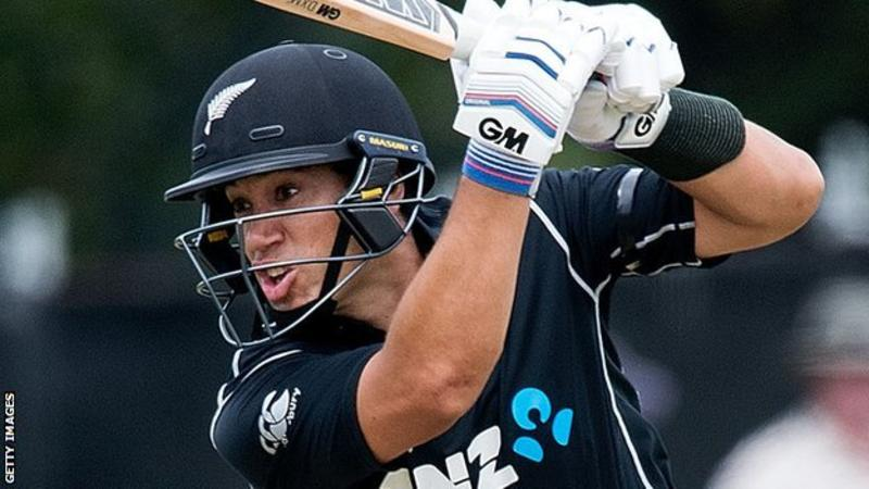 New Zealand: Ross Taylor becomes country's leading ODI centurion