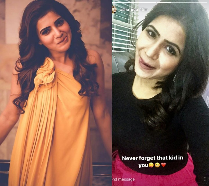 Viral! Samantha's Lookalike girl from US