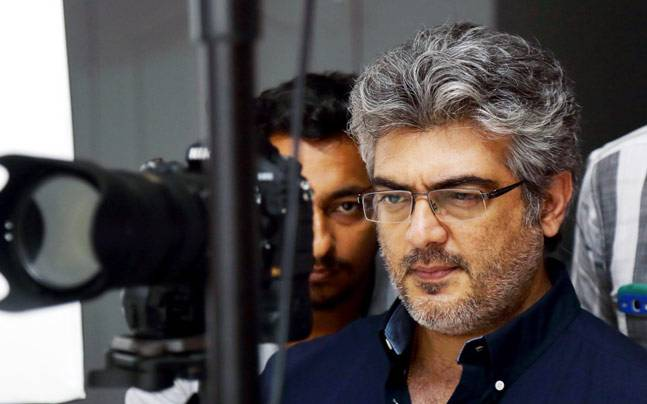 Great news about Ajith's 57 film story