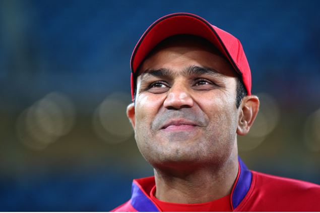 Virender Sehwag: Former India cricketer 'trolls' student