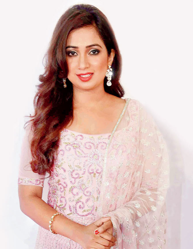 Shreya Ghoshal – First Singer in India to get this Honour
