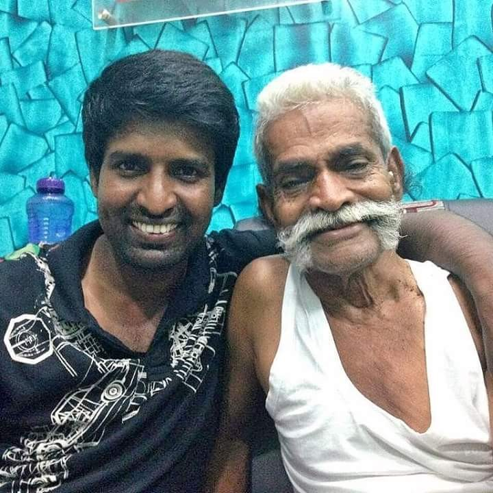 Soori's father Passes Away