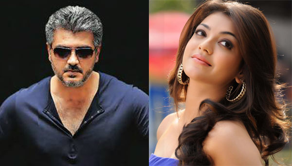 Only 20 Days For Ajith And Kajal Agarwal !
