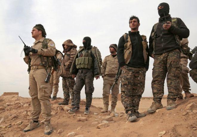 Syria rebels 'take control' of IS-held airbase near Raqqa