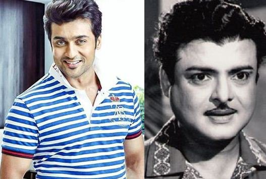 Gemini Ganesan Latest Photos: Whether Suriya Acting In Savitri Biopic Movie?