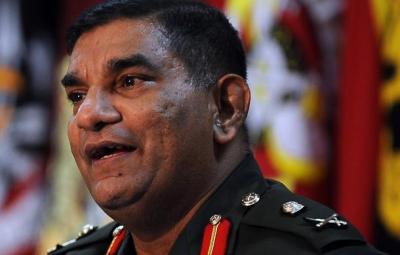 General Jagath Jayasuriya