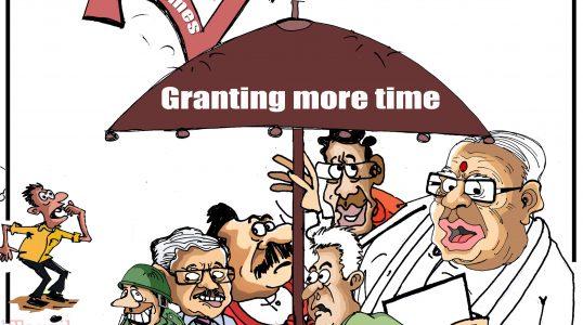 Granting more time to Sri Lanka at UNHRC (2)