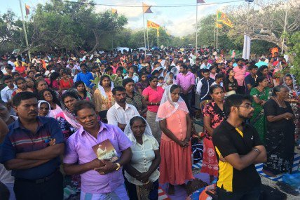 No Indian devotees at church fest amid tensions over fisherman's killing: Sri Lanka navy