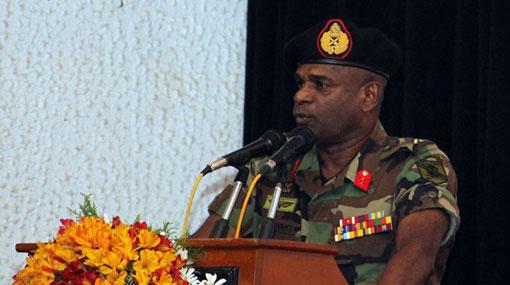 4,000 acre in Jaffna will be released :  Major General Mahesh Senanayake