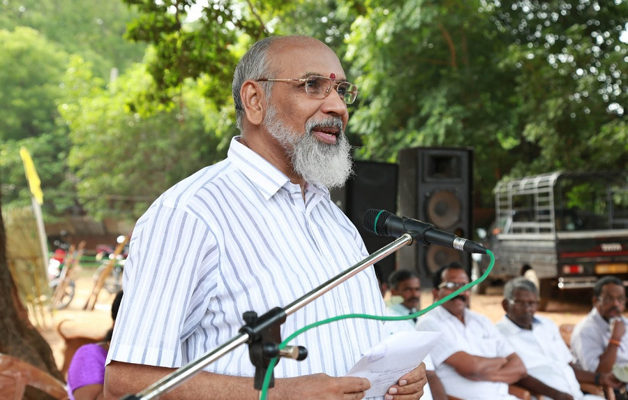 If the Government opens its mouth on Missing, it will a problem for it: C.V.Wigneswaran