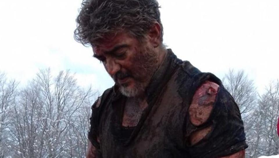 Yet another Picture from Vivegam goes Viral