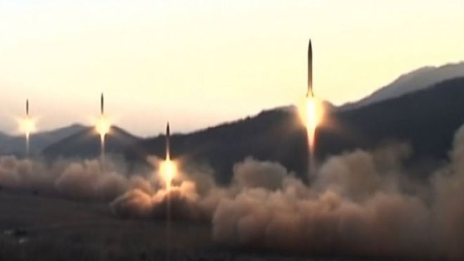 China calls on N Korea to suspend missile and nuclear tests