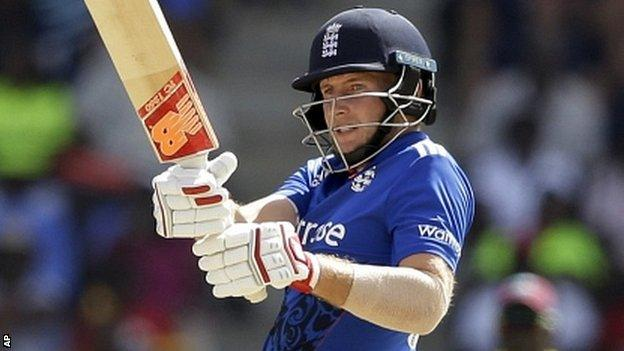 West Indies v England: Joe Root and Chris Woakes steer England to victory
