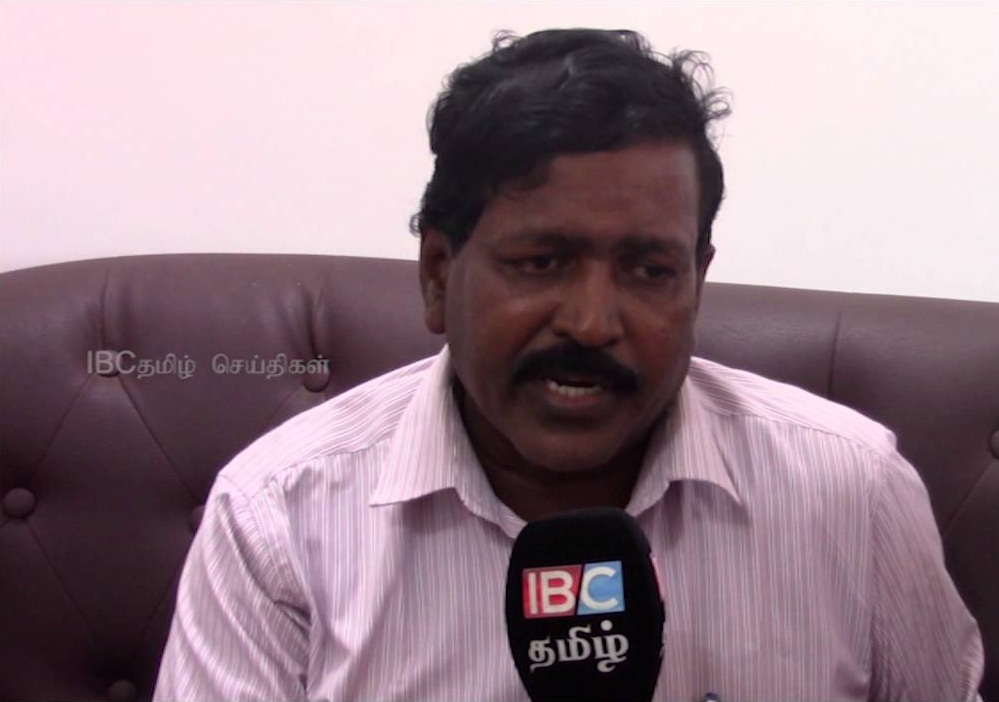 The Fisheries Department to grant fishing permits to more southern fishermen, accuse MPc, T Raviharan