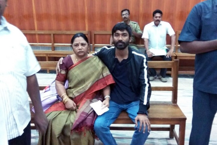 Dhanush appears before court to verify identification Marks