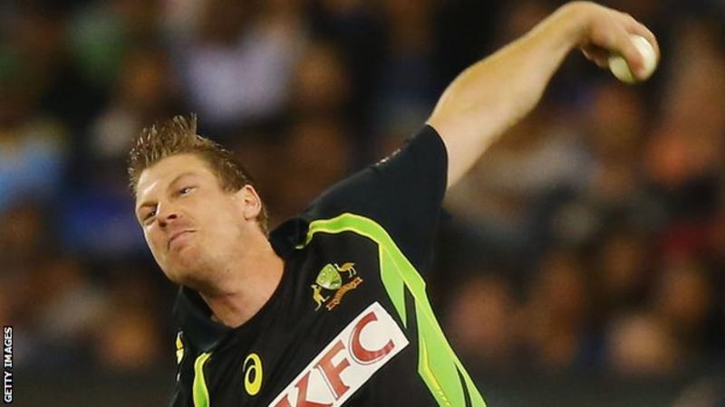 James Faulkner: Australia block all-rounder's Lancashire move because of injury