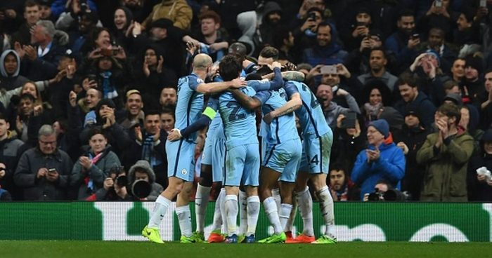 Manchester City cruised into the FA Cup quarter-finals